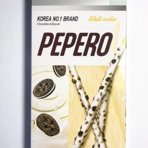 Lotte White Cookie Pepero